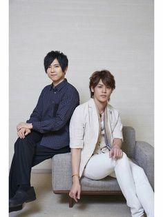 Miyano Mamoru & Kaji Yuki