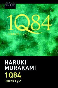 Resultado de imagen de 1Q84 libro 1y 2