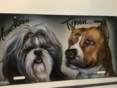 We are pet lovers! Air Brush your pet! 610-921-8300