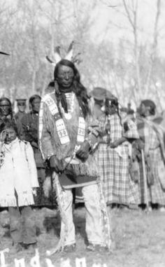 Red Clouds Sioux Indians 1874