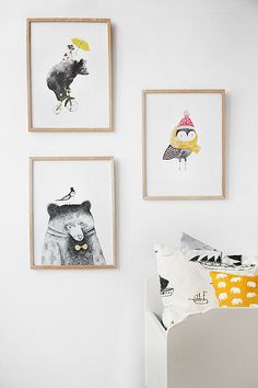 Art for kids room fr