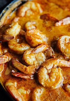 A delicious, simple recipe for the tastiest Indian Butter Shrimp that will rival even the best Indian Restaurant. Curry Recipes, Fish Recipes, Seafood Recipes, Asian Recipes, Cooking Recipes, Indian Shrimp Recipes, East Indian Food Recipes, Buttered Shrimp Recipe, Butter Shrimp
