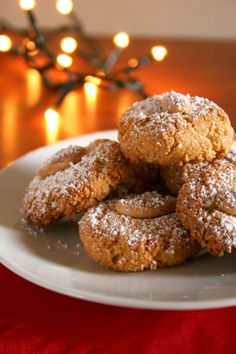italian almond cookies | the boot