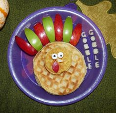 Gobble, Gobble (It Up) Lunch