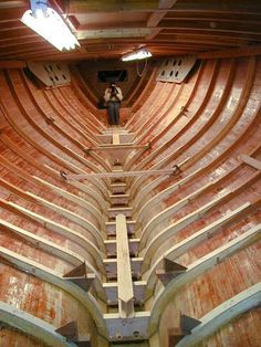 If you love to work with your hands, have basic carpentry skills and love the water, you should consider building your own boat. Building your own boat can save you lots of money. Wooden Boat Building, Boat Building Plans, Wooden Sailboat, Wood Boat Plans, Boat Kits, Build Your Own Boat, Wood Boats, Pontoon Boat, Small Boats