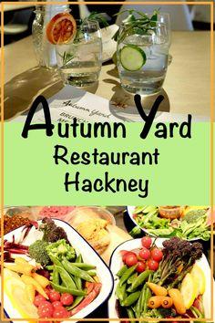 Autumn yard hackney pinnable image