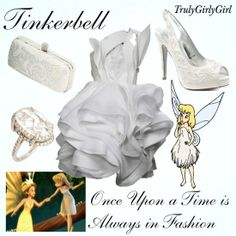 Tinkerbell outfit - by trulygirlygirl