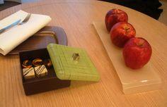 Amenities by Glass Studio for Westin Mumbai Garden City | Glass Dinnerware Solutions For Restaurants