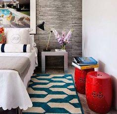 garden-seat-vermelho-no-quarto.jpg (506×495)