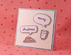 Lawn Fawn - Cozy Christmas, A Birdie Told Me, Happy Everything; _  Whimsipost: 25 Cards of Christmas #17