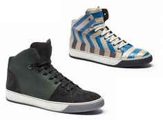 Lanvin Pre-Fall 2012 Sneakers #swerve