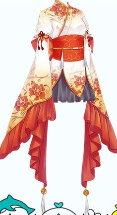 ideas for drawing clothes design costumes Fashion Design Drawings, Fashion Sketches, Anime Outfits, Boy Outfits, Kleidung Design, Anime Dress, Anime Kimono, Drawing Clothes, Yukata