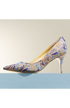 Ivanka Trump 'Boni 5' Pointy Toe Pump (Women) | Nordstrom