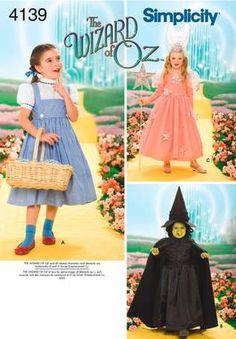 Wizard of Oz ideas...