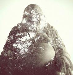 美麗的雙重曝光藝術攝影創作 – Dan Mountford | ㄇㄞˋ點子靈感創意誌
