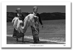 Les femmes partent à la pêche au djarifa.