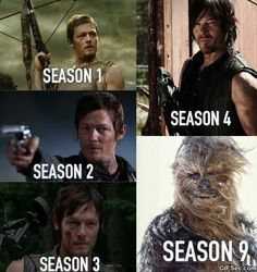 Straight out of The Walking Dead television show on AMC comes an excellent rendition of the Atlanta Camp Survivors, Daryl Dixon - crossbow at the ready - in adorable Pop! Description from pinterest.com. I searched for this on bing.com/images
