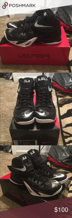 official photos 5476a 2bb78 NWOT Nike (Lebron) zoom soldier Vlll TB NWOT!!! Perfect shape,