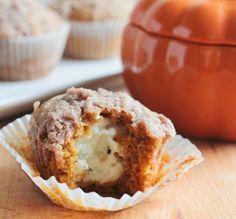 Make Pumpkin Cream Cheese Muffins with this recipe.