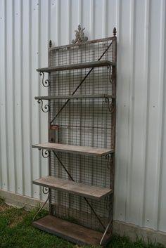 Mattress spring base into shelves
