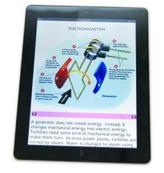 APH (American Printing House for the Blind) now offers hundreds of large print textbooks for eReaders. Books are in PDF format and may be read on Kindle®, iPad®, laptop, or many other digital readers.  All textbooks feature the complete content of the original print edition and use a minimum 18 pt. font.