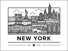 New York Office by Ryan Putnam for Dropbox | Dribbble