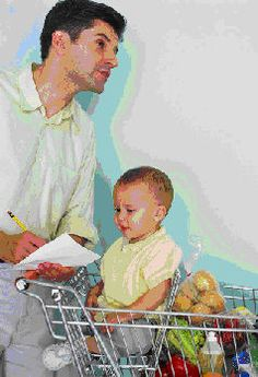 Teach Your Child While Shopping