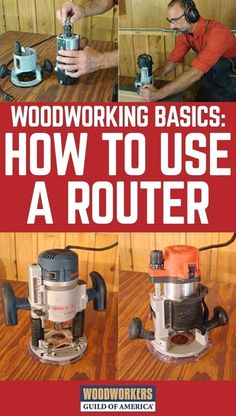 Boy, I use routers a lot. They can do so much. From adding a profile to an edge to cutting dovetail joints, a router is an incredibly versatile machine. But if you've never used one, routers can be intimidating. This article provides buying advice on how to use a router along with tips to help you get started. #WoodworkingTips