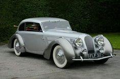 1938 Talbot Darracq T23