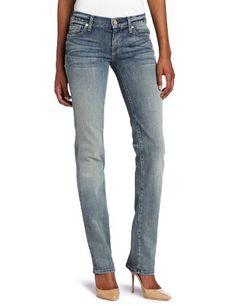 7 For All Mankind Women's Straight Leg Jean, Vintage Casablanca.  $84.50 at Amazon.com.