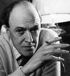 Roald Dahl was a celebrated fighter pilot in WWII. After a terrible crash he became a spy for Britain, slept w/ influential women to wi support for Britain & stole confidential documents.