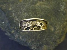 wolf ring for house stark