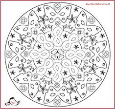 Carnival mandala to print and color Colouring Pages, Coloring Pages For Kids, Mardi Gras, Magic Tutorial, Art Lessons Elementary, Mosaic Art, Mask For Kids, Diy For Kids, Pixel Art