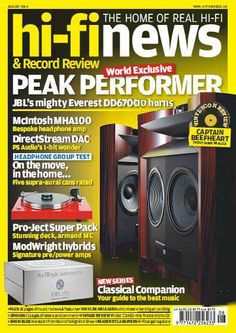 Hi Fi News   August 2014 magesy.pro