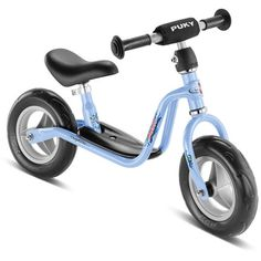 PUKY LRM Learner Balance Bike - Blue