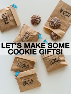 Cute cookie gift