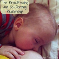 9 Benefits of Breastfeeding and Cosleeping.. See nothing wrong with sleeping next to my baby