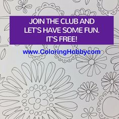 Join our Coloring Hobby Club. - 4 FREE Coloring Pages every week - Reduce stress and have fun - Get quality and variety of pages in your inbox - Join our community  Let's have some fun together. Link for joining is in the bio.  #boryanakolf #coloringhobby #coloringhobbyclub #coloring #coloringbook #coloringforadults #coloringtherapy #adultcoloring #adultcoloringpages #coloringobsession #coloringpages #coloringisfun #coloringaddict #coloringpagesig #coloringclub
