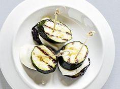 Gegratineerde aubergines