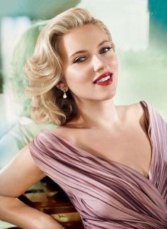 Scarlett Johansson Fashion Style 60