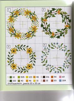 ru / Photo # 68 - A trifle, but nice - liydmila- Gallery.ru / Фото – Мелочь,а приятно – liydmila Gallery.ru / A photo # 68 – A trifle, but … - Cross Stitch Tree, Just Cross Stitch, Cross Stitch Borders, Cross Stitch Charts, Cross Stitch Designs, Cross Stitching, Cross Stitch Embroidery, Cross Stitch Patterns, Cross Stitch Flowers Pattern