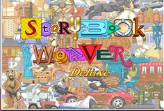 Storybook Weaver Deluxe. This was one of my favorite computer games as a child. I made up tons of stories...