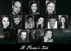 Meet the cast.
