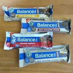 Two things we can't live without: 40-30-30 nutrition and chocolate. Good thing these gluten free bars have both!