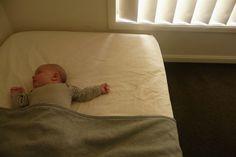 Montessori tips for infant sleep day vs night