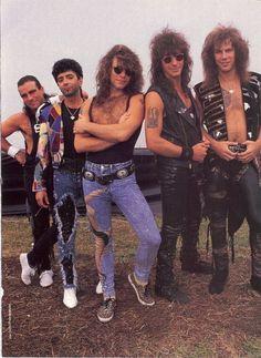 The 80's Bon Jovi