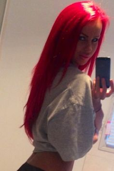 Bright Red Hair ❤️❤️