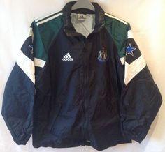 Newcastle United Vintage 1990's Adidas Rain Jacket NBA - Anyone fancy giving me £50?!?