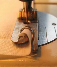 Säumer Nähmaschinenfüße Anleitung