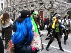 Casa Vacanze Molino8 - Ghega, Trieste - Tel. 320-3030941 - 327-7443761: #youtrieste Carnevale di Trieste 2016 aspettando q...